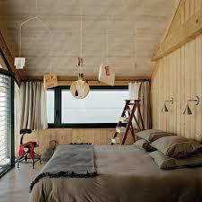 chambre en lambris bois le lambris dans la chambre