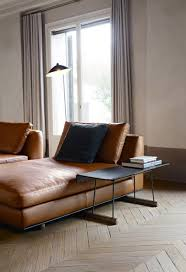 Tufty Time Sofa Replica Australia by Walter Knoll To Present Sofa With Integrated Accessories At Milan