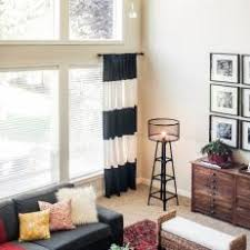 Black And White Striped Curtains by Photos Hgtv