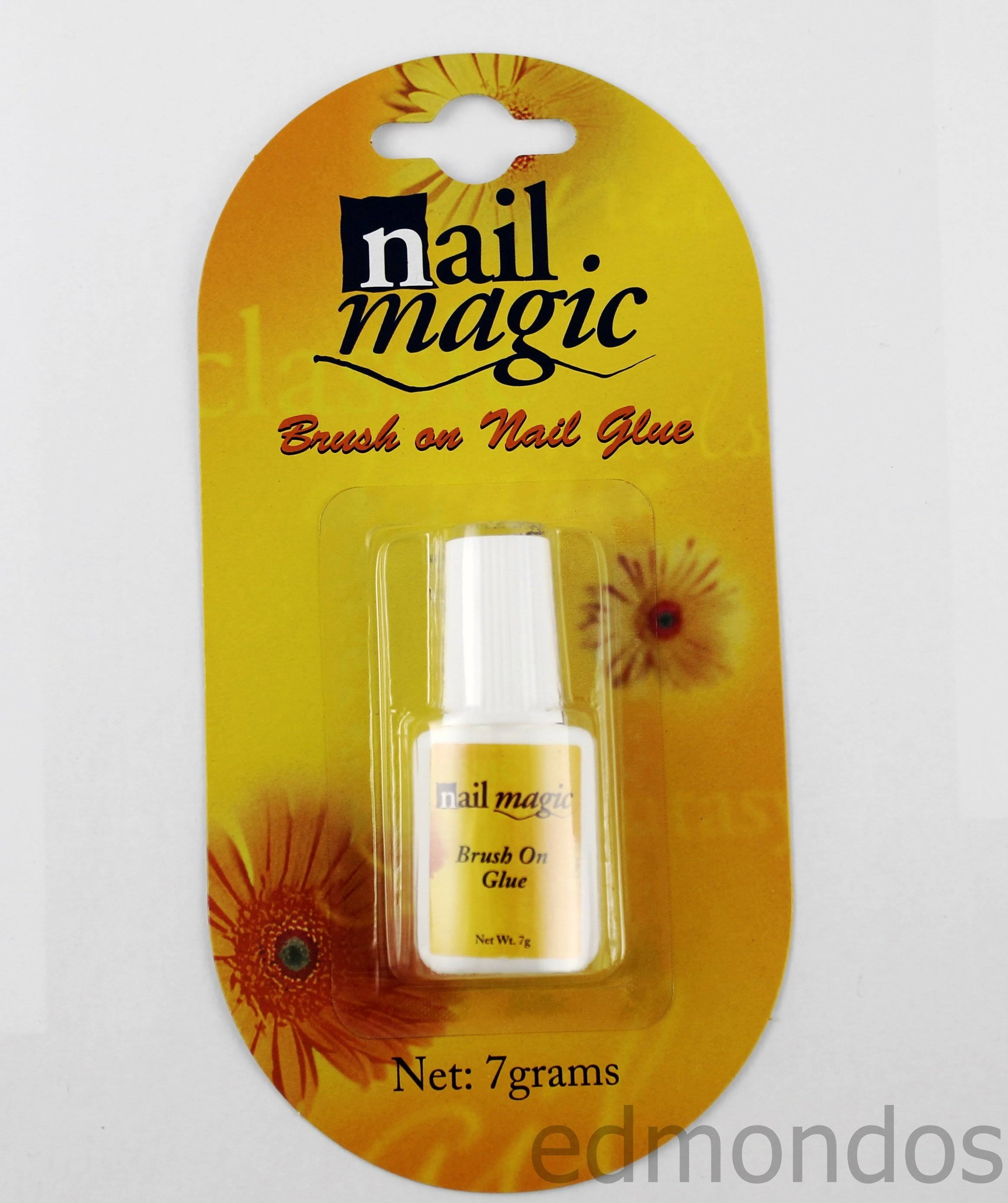Nail Magic Brush on Glue - 7g