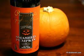 Shipyard Pumpkin Ale Recipe by When Do We Eat Slosh U0026 Nosh