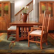 Mission Collection - Stickley Furniture Highlands Dining Table ... John Thomas Select Ding Mission Side Chair Fniture Barn Almanzo Barnwood Table Tapered Leg Black Base Amish Crafted Oak Room Set 1stopbedrooms Updating Style Chairs The Curators Collection Stickley Six Ellis A Original Sold Of 8 Arts Crafts 1905 Antique Craftsman Plans And With Urban Upholstered Rotmans Marbrisa Available At Jaxco