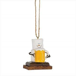 Midwest-CBK S'mores Beer Mug Ornament