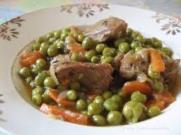 cuisiner des petit pois frais sauté de veau aux petits pois frais mes tables de fêtes