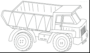 100 Dump Trucks Videos Coloring Page Garbage Truck Coloring Pages Pdf Format Archives My