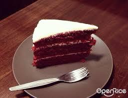 Rekindle Red Velvet Cake