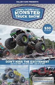 Tickets For Miller's Monster Truck Show In Berlin From ShowClix