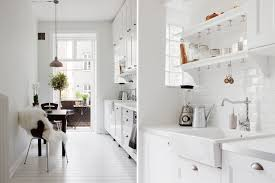 Kitchen Interior Design Pictures Scandinavian Dining Table Simple Sage Cabinets Pop For Luxury To Add Classy