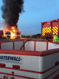 100 Nearby Truck Stop Jodie Rowan On Twitter Large Fire In Harpole At The Moment