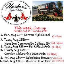 Remember We Are A Food Truck &we Move Around. If You Would Like Us ... Friday Night Bites Is Bring A World Of Flavor To Cypress On March Bridgeland Twitter The Countdown Just Five More Days Mollys Eats And Drift Food Truck Meals Wheels The Max Tri Tip Man Good Stuff Happening Tonight In New Regulations For Food Truck Vending Santa Ana May Finally Move Lifestyle Magazine Jacksonville Florida Jax Beach Restaurant Attorney Bank Hospital Bear Creek Church A Urch Katy West Houston Falacos Trucks Roaming Hunger Jacksonville Schedule Finder