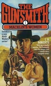 THE GUNSMITH AND LADY Recently Ive Been Pulling Together Information For An Article On The History Of Adult Western Genre