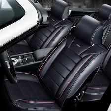 couvre siege auto cuir housse de siège de voiture en cuir de voiture pour audi a3 a4 b6 b8 a6