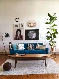 einblicke in das vintage wohnzimmer mimameise blaues