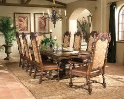 Modern Mediterranean Dining Room Aspen Rectangular Table Chair Covers Amazon