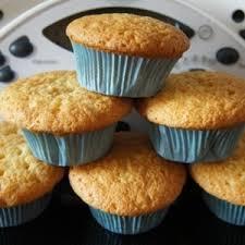 fluffige muffins mit erdbeer geschmack