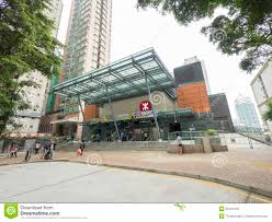 100 Exit C MTR Sai Ying Pun Station The Extension Of Island