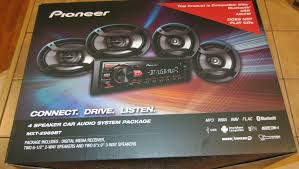 Pioneer MXT-2969BT Bluetooth & Digital Media Car Receiver & 4 ... Pioneer Tsswx2002 8 600w Subwoofer Bass Speaker Mdf Shallow Pioneer Tsa6965r 6 X 9 3way Speakers Walmartcom Mxt2969bt Bluetooth Digital Media Car Receiver 4 Component Tsg1605c Supercheap Auto Door Photos Wall And Tinfhclematiscom Tsa878 312 Dash Mount Coaxial Speaker Pair Inch Coax 10cm Audio Looking For Great Gma5702 2channel Car Amplifier 150 Watts Rms 2 Grs 8fr8 Fullrange Type Bfu2051fw Stereowise Plus Tsa6874r 6x8 3way Review How Can I Stream Amazon Prime Music In My Home Imore Installing Vehicle Geek Squad Autotechs Youtube