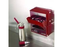 boite de rangement cuisine boîte de rangement pour capsules de gaz pour siphon de cuisine isi