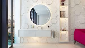 runder spiegel nach maß badspiegel rund