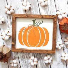 Pumpkin Patch Caledonia Il For Sale by Pumpkin Patch Happy Fall Fall Decor Rustic Fall Sign