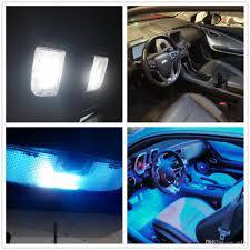 2018 Wljh 8x High Quality 2835 Smd Lamp Bulb Car Led Interior Light ...