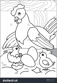 Hen Chicks Hen Barn Looks Like Stock Vector 242803768 - Shutterstock Easter Coloring Pages Printable The Download Farm Page Hen Chicks Barn Looks Like Stock Vector 242803768 Shutterstock Cat Color Pages Printable Cat Kitten Coloring Free Funycoloring Nearly 1000 Handdrawn Drawing Top Dolphin Image To Print Owl Getcoloringpagescom Clipart Black And White Pencil In Barn Owl