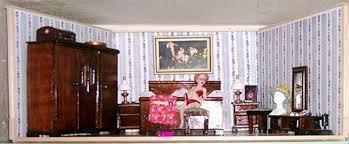 schlafzimmer um 1930