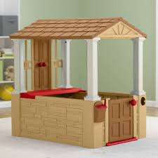 Backyard Discovery Timberlake Cedar Wooden Playhouse Indoor Kids ... Outdoor Play Walmartcom Childrens Wooden Playhouse Steveb Interior How To Make Indoor Kids Playhouses Toysrus Timberlake Backyard Discovery Inspiring Exterior Design For With Two View Contemporary Jen Joes Build Cascade Youtube Amazoncom Summer Cottage All Cedar Wood Home Decoration Raising Ducks Goods