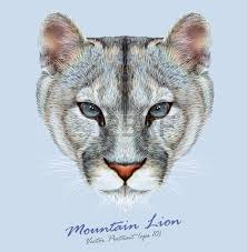 mountain cat 1 169 mountain cat cliparts stock vector and royalty free