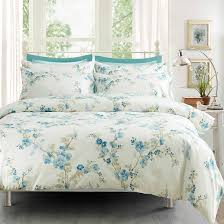 Bed Cover Sets by Watercolor Tree Blossom And Birds Duvet Cover Set U2013 Eikei