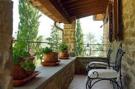 Tuscan Villa Interior