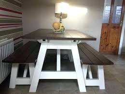 Picnic Dining Table Style Favored Bench