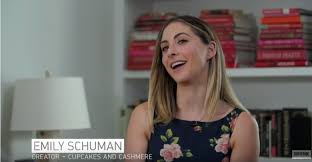How Emily Schuman Turned Her Blog Into Career