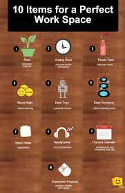 10 Desk Items To Create The Perfect Working Environment CareerBliss