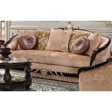 Wimbledon Sofa Love Seat By Furniture Of America At Rooms For Less