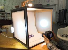 graphy Light Box Tent 5 Steps with
