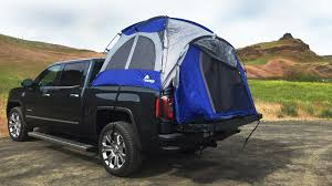 Car Camping Is Better (and Easier) With A Big-Ass Truck | The Manual