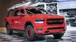 2018 Dodge Ram 1500 Accessories With Mopar Unveils New Line Of ...