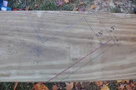 decks com deck stair stringer layout