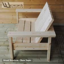 plan table de jardin en inspirations et plan de table en bois
