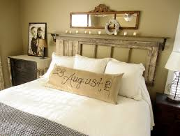 Bedroom Ideas How To Build A Rustic Barn Door Headboard Old World Garden Farms Img Twin