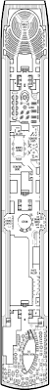 Ms Westerdam Deck Plans by Ms Koningsdam Holland America Koningsdam Holland America Line