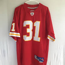 100 Kansas City Shipping FREE SHIPPING Vintage Chiefs Priest Depop