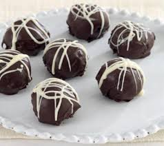 Chocolate Fudge Cake Balls Recipes