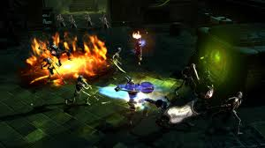dungeon siege 3 dungeon siege iii screenshots geforce