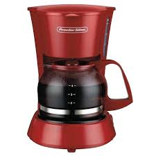 Red Coffee Maker Kitchenaid 4 Cup