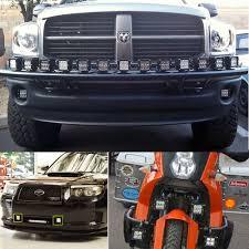 100 Work Lights For Trucks 12W 1200LM Offroad LED Light Car Truck Pickup 4X4 SUV ATV Go