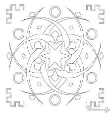 Mandalas Pour Enfants 101 Mandalas Coloriages à Imprimer