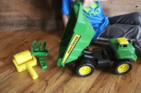 New John Deere Preschool Toys For Spring! | A Sweet Potato Pie Ertl John Deere 400d Adt Dump Truck Nib 150 Scale 2300 Pclick John Deere Toys Monster Treads At Toystop Toys Mascor Online Clothing And Gifts Automotive Tractor Dump Truck Motorized Movement Up And Mega Bloks From Youtube Plastic Toy Front Loader 25 Similar Items Articulated Trucks For Sale Us 38cm Big Scoop Big W 150th High Detail 460e Adt New Preschool Spring A Sweet Potato Pie Yellow 3d Cgtrader Toy Vehicles