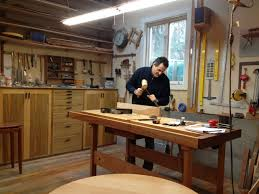Fine Woodworking Jonathan Cohen Studio Shop Tours